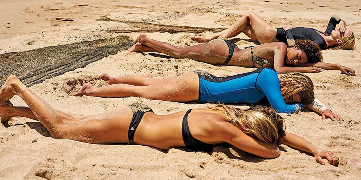 Simply Seamless Swimwear Collection – Volcom
