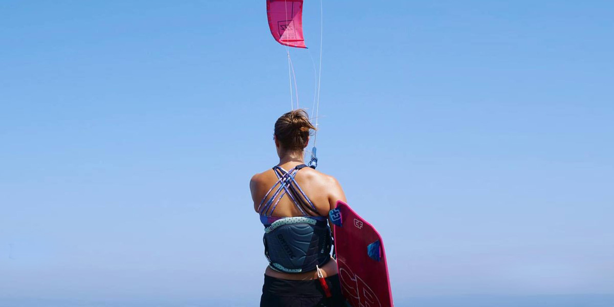 Kitesurf in Cape Town with Wake up Stoked