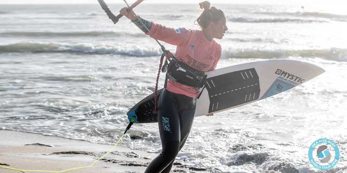 What is Happening in the Strapless Female Kitesurfing World?