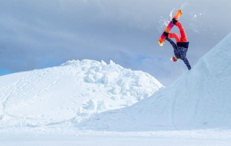 Aimee Fuller. Snow Sista Photos of the Week. Snowboarder skier